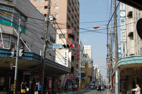 西湘地区No5-5 小田原商業の中心...